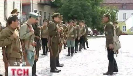 Каменец-Подольский сегодня брали штурмом