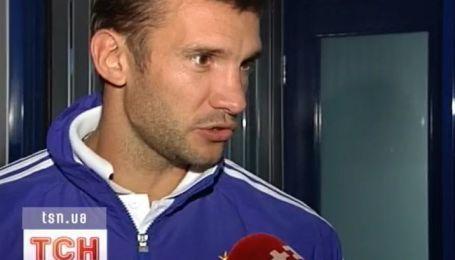 Андрею Шевченко сегодня исполняется 35 лет