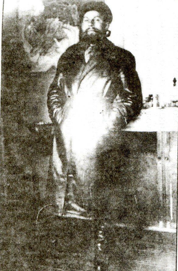 тарас боровець