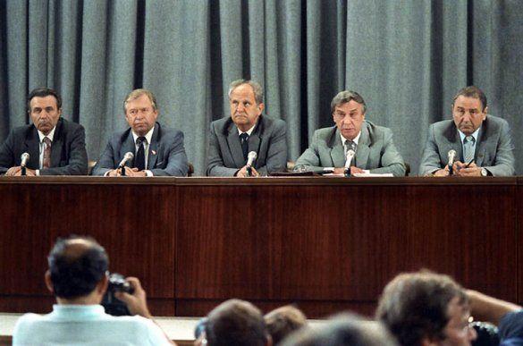 20 років путчу ГКЧП в СРСР_1