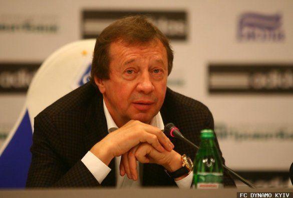 Михайличенко представлений спортивним директором Динамо_2