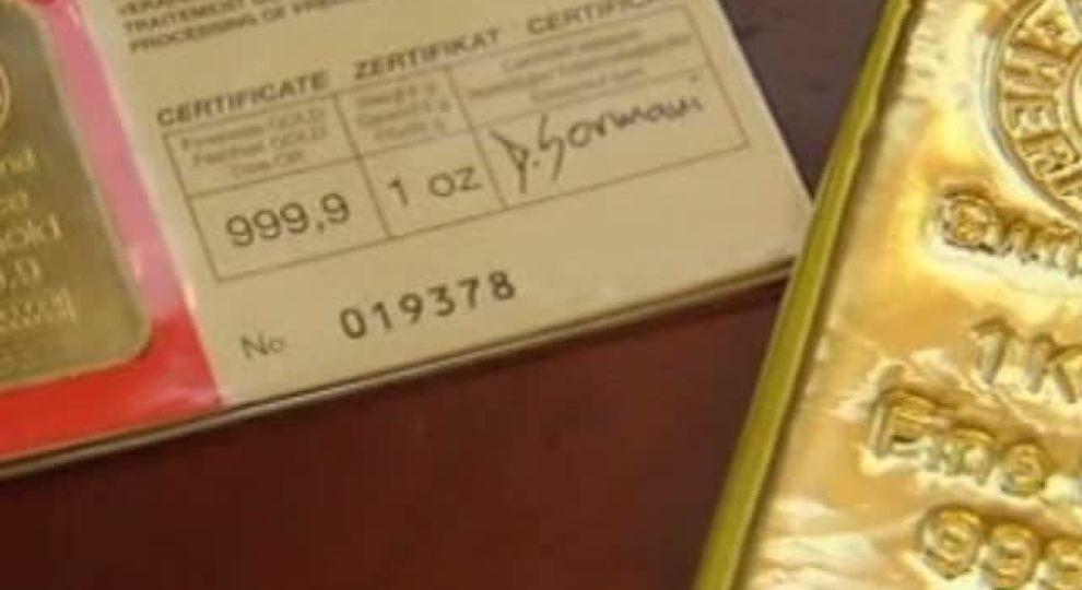 e757dd7f83576e ВідеоЗолото вперше в історії подолало цінову планку у 1900 доларів за унцію
