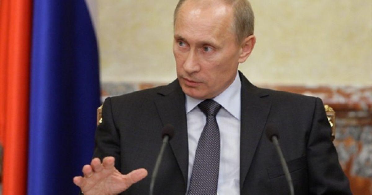 """Путін зустрівся з фігурантами """"шпигунського скандалу"""" @ AFP"""