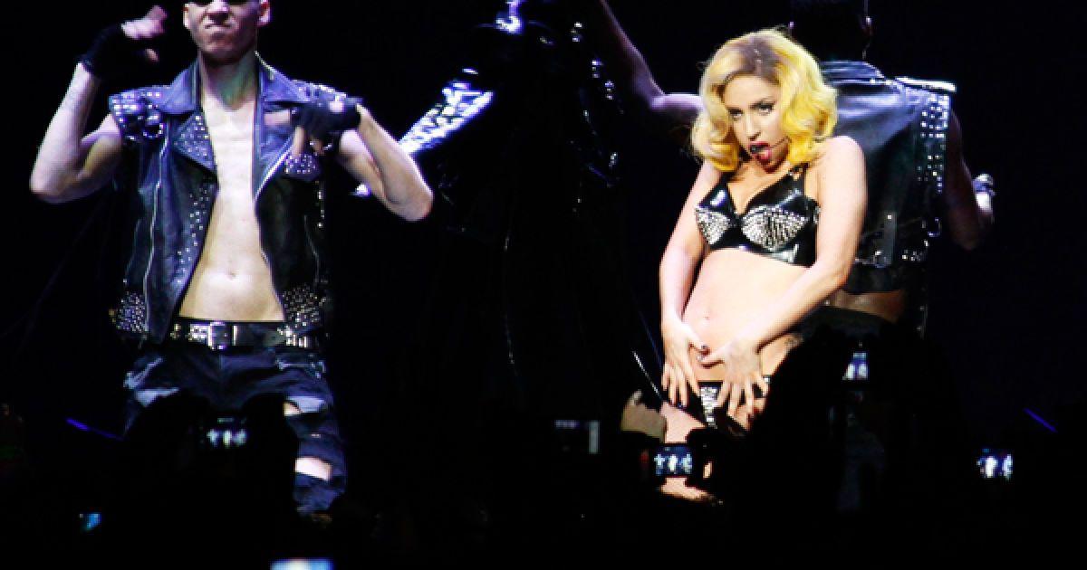 Lady GaGa @ MTV