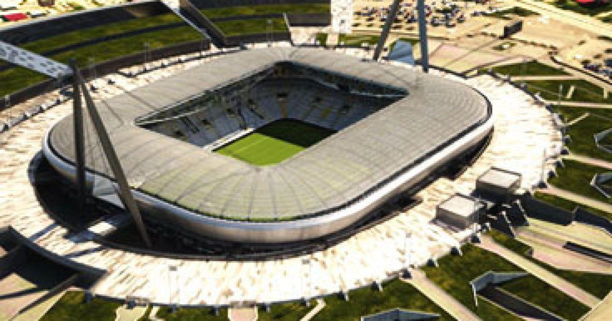 Новый стадион ювентуса все фотографии