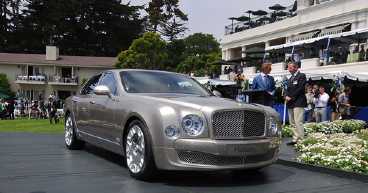 Bentley Mulsanne @ porhomme.com