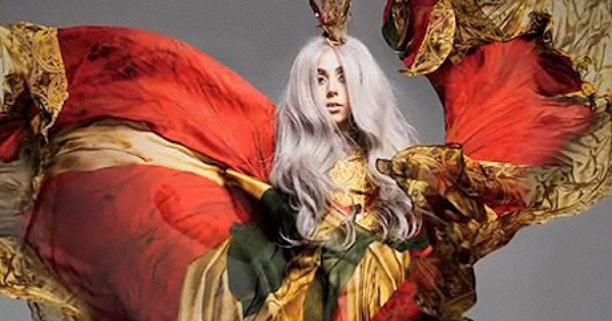 Lady GaGa @ Vanity Fair