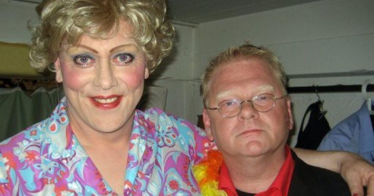 Гомосексуалист мэр рейкьявика
