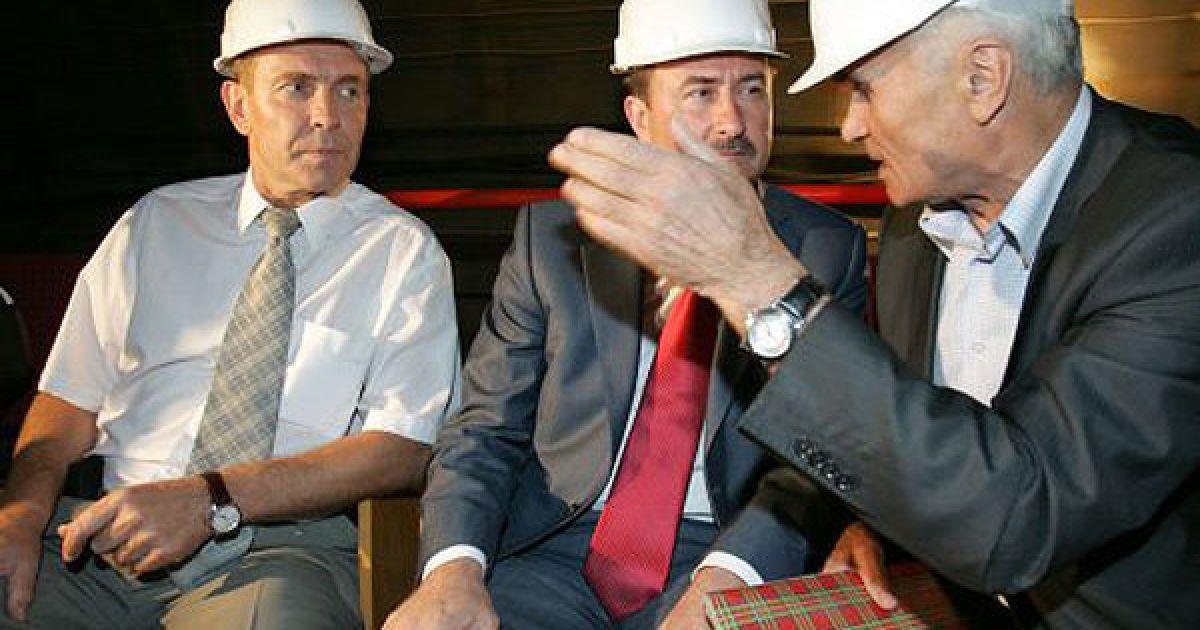Попов зазначив, що в цілому вартість проекту будівництва станцій становить 2,1 млрд. гривень. @ УНІАН
