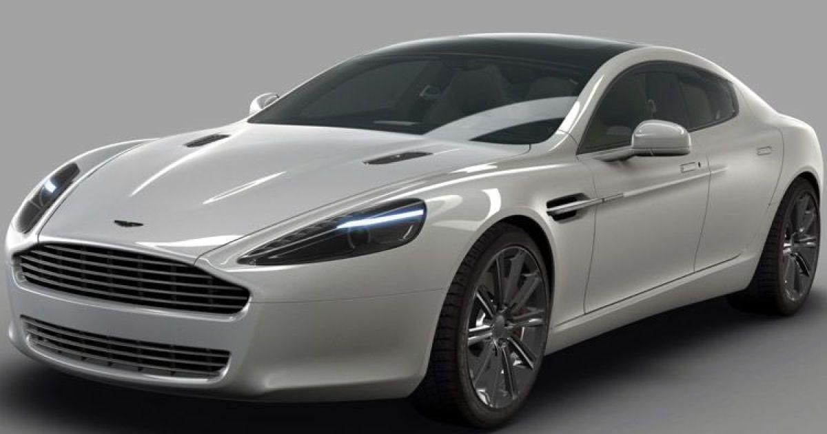 Aston Martin Rapide @ egmcartech.com