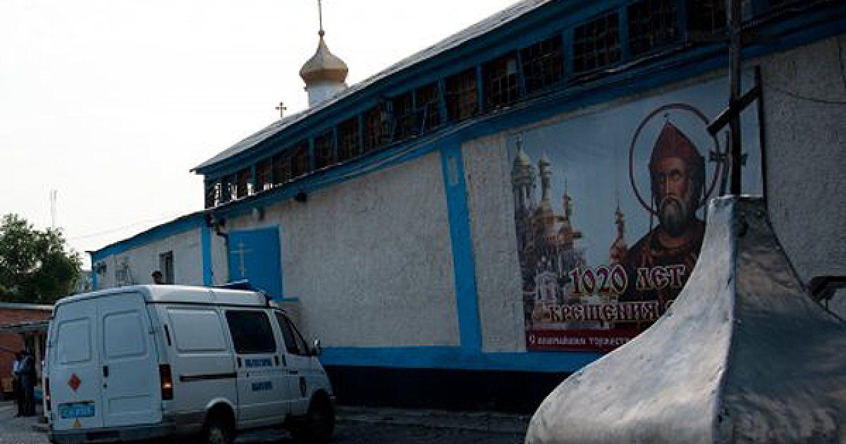 Внаслідок вибуху загинула черниця, яка працювала у храмі. @ УНІАН