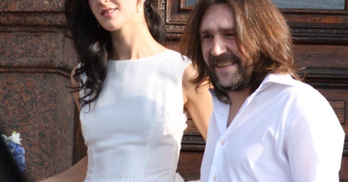 Сергій Шнуров із дружиною @ LifeShowbiz