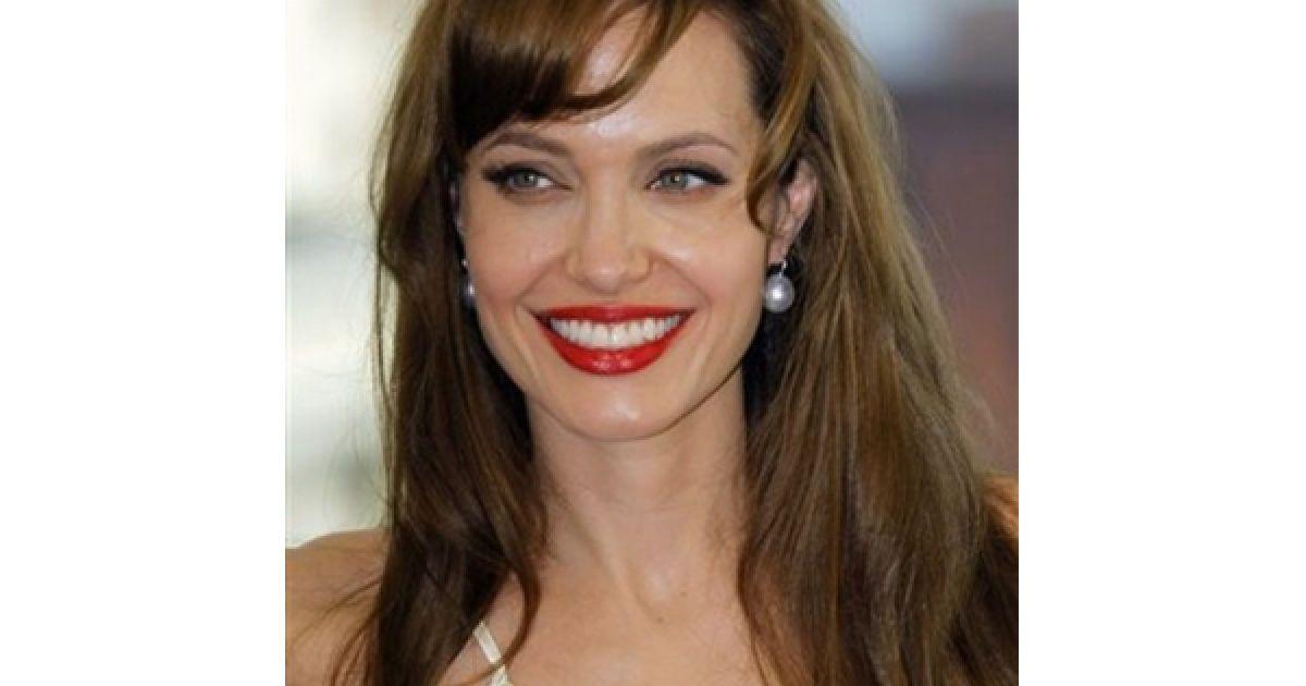 Анджеліна Джолі в Москві @ daylife.com