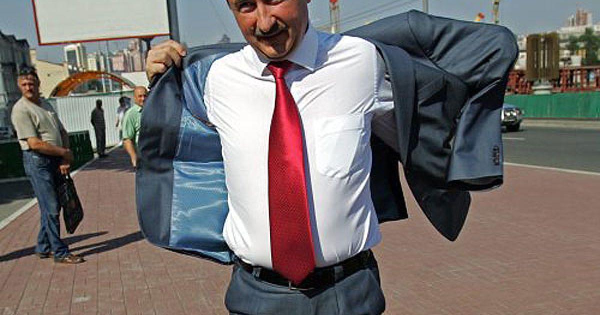 Виконуючий обов'язки голови КМДА Олександр Попов @ УНІАН