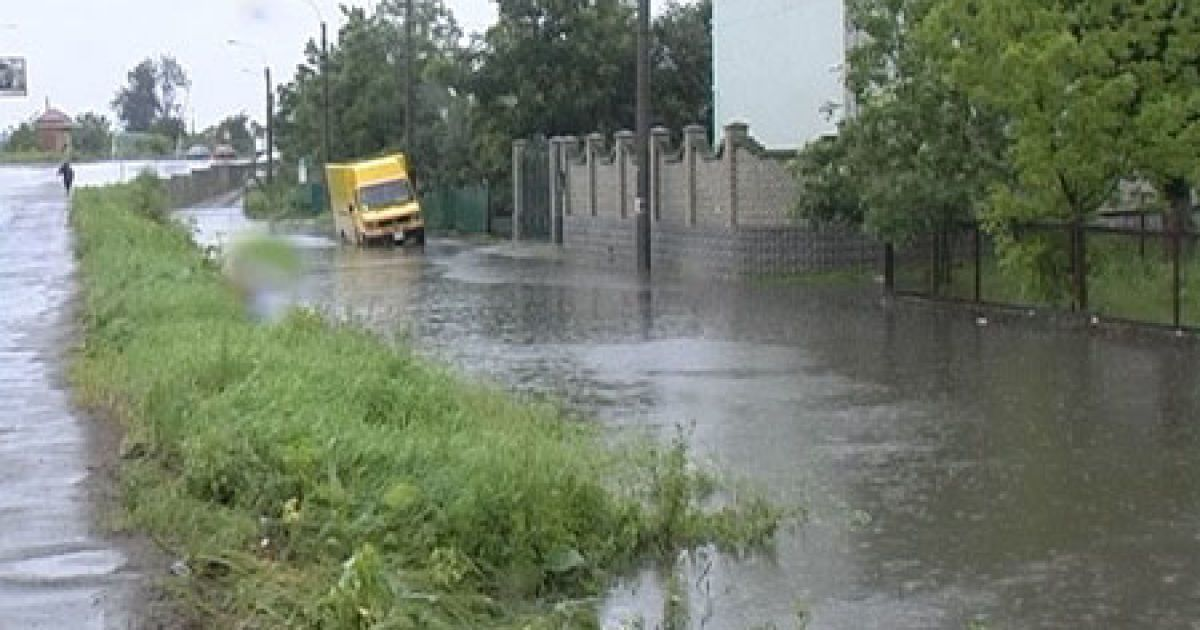 Івано-Франківськ готується до евакуації через паводок - Укрaїнa ...