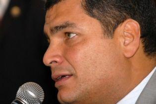 Власти Эквадора преследует экс-президента за коррупцию