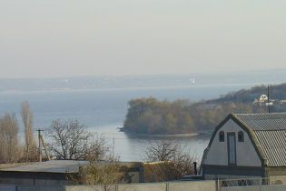 Источник отравления химикатами Каховского водохранилища до сих пор не нашли