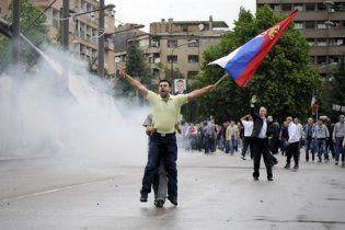 Косовские сербы собираются провозгласить независимость