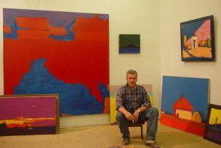 Самый дорогой украинский художник экспонируется в Киеве