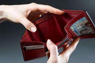 Большинство украинцев живут на 2 тысячи долларов в год