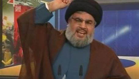 """Лидер """"Хизбаллы"""" пообещал """"отрубить руку Израилю"""""""