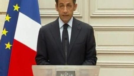 Саркози подтвердил гибель похищенного в Нигере француза