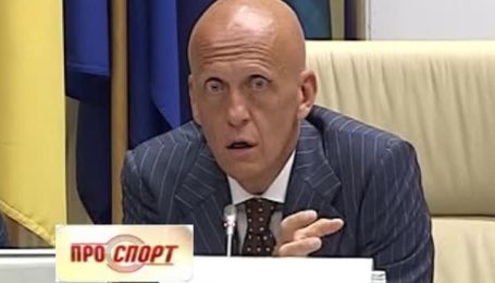 Коллина хочет вывести украинское судейство на высший уровень