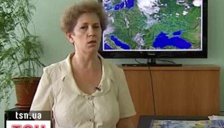 Жара продержится в Украине как минимум еще две недели