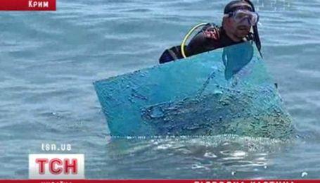 Подводная картина