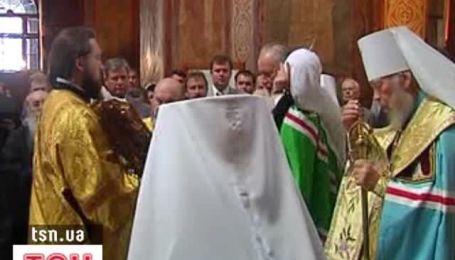 Московский патриарх впервые за 19 лет отслужил молебен в Софии
