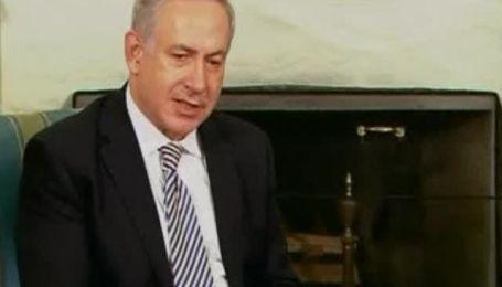 Премьер-министр Израиля встретился с президентом США