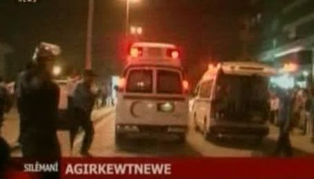 В иракском отеле живьем сгорели 40 постояльцев