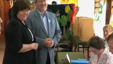 В Польше состоялся второй тур выборов президента