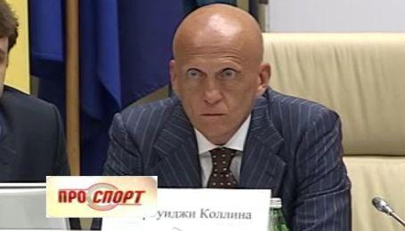 Знаменитый итальянец возглавил футбольное судейство Украины