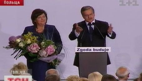 В Польше новый президент