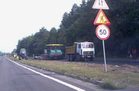 Дорога до дачі Януковича_7