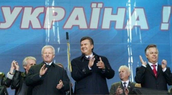 Мороз Янукович Симоненко
