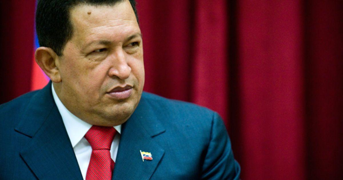 Уго Чавес @ AFP