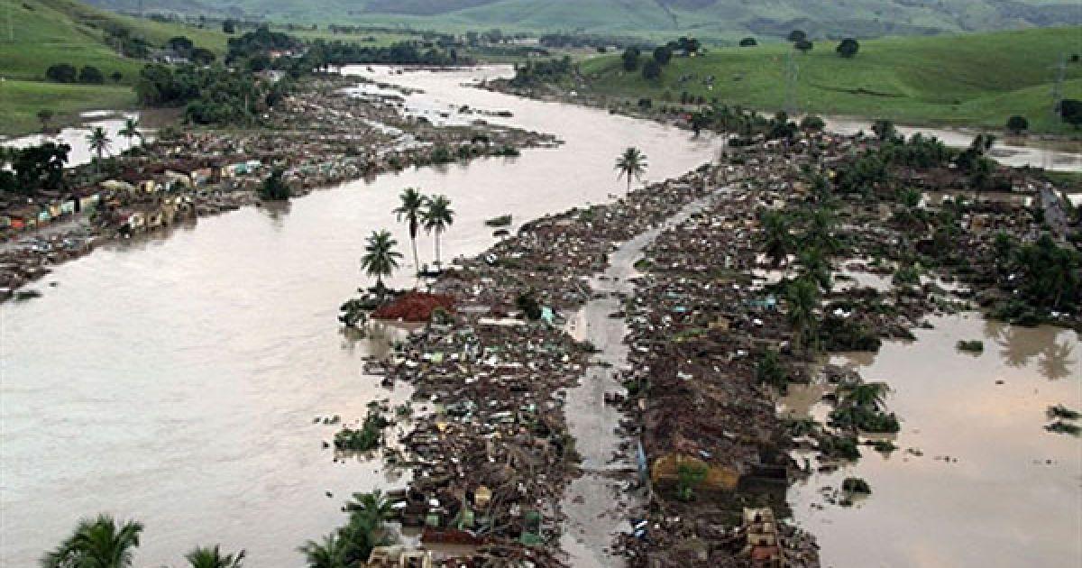 У штаті Алагоас оголошений режим надзвичайної ситуації. @ AFP