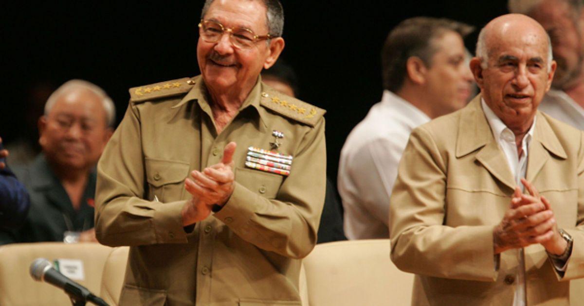 Рауль Кастро @ AFP