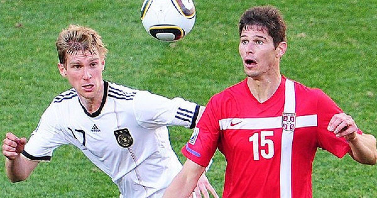 Мертезакер і Жигіч гіпнотизують м'яч @ Getty Images/Fotobank