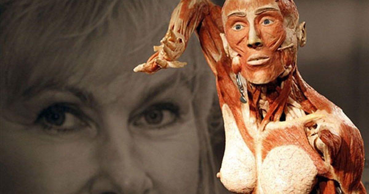 Гюнтер фон Хагенс став відомим у світі після своєї першої виставки у 2000 році. @ AFP