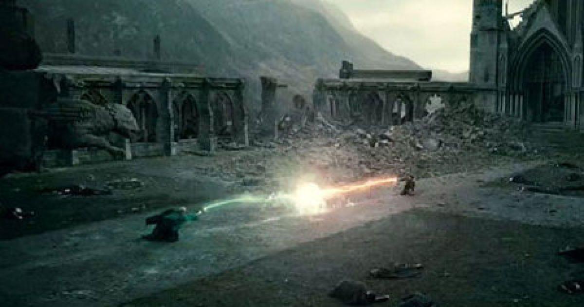 """Кадр із """"Гаррі Поттер і Дарунки Смерті. Частина 1"""" @ Film.ru"""
