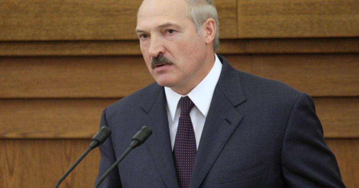 Александр Лукашенко @ AFP
