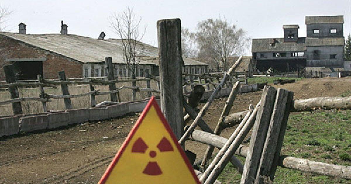 Білорусь, село Дронки. @ AFP