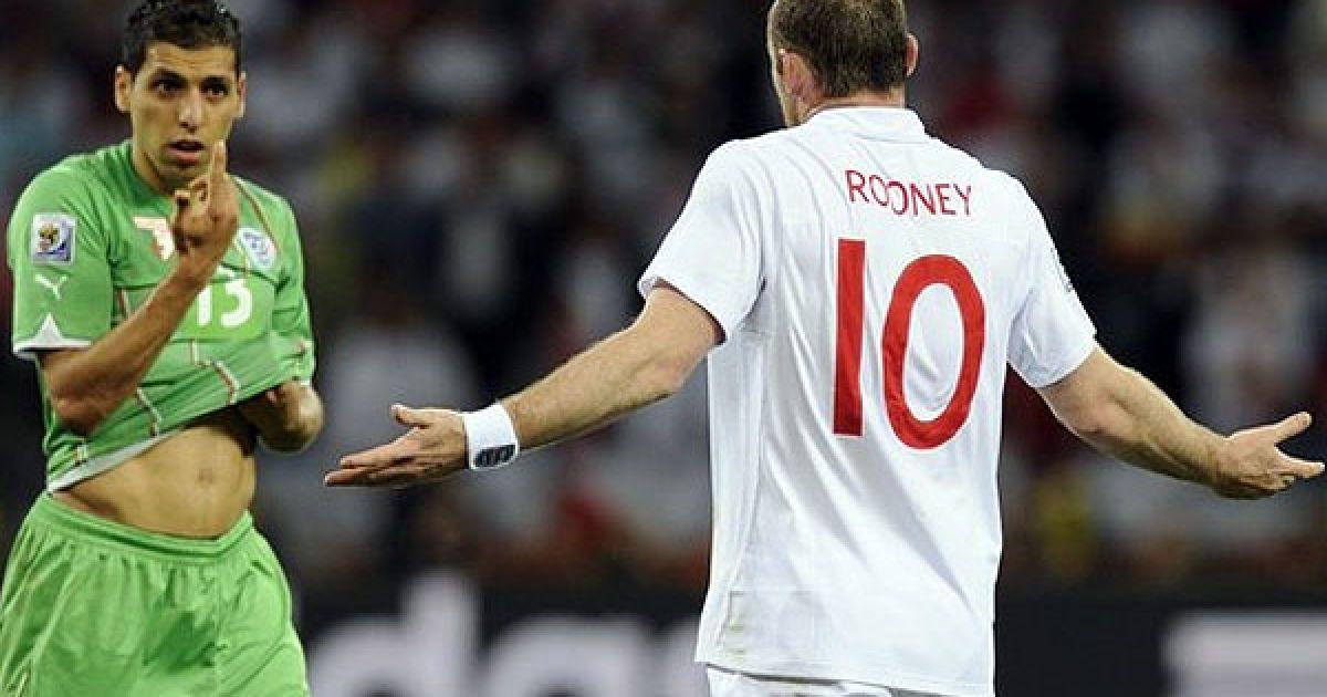 Руні та Матмур. Англійці не змогли обіграти збірну Алжиру. @ Getty Images/Fotobank