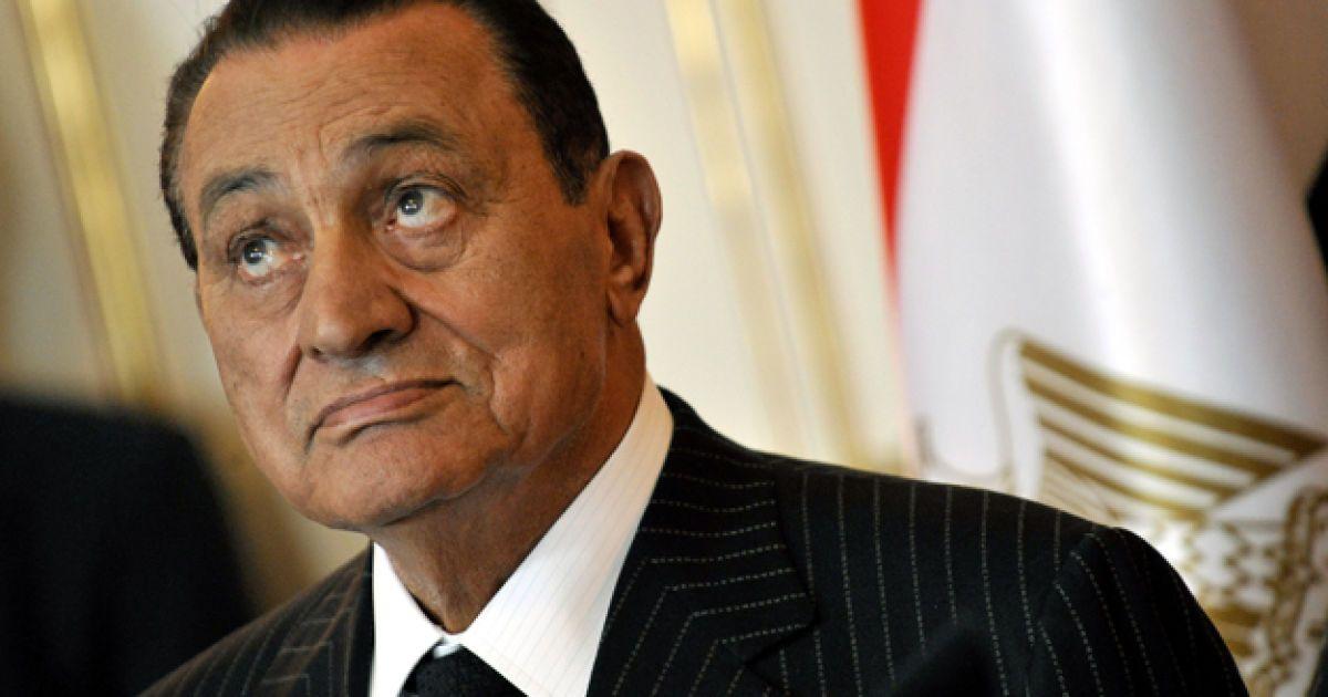 Хосни Мубарак @ AFP