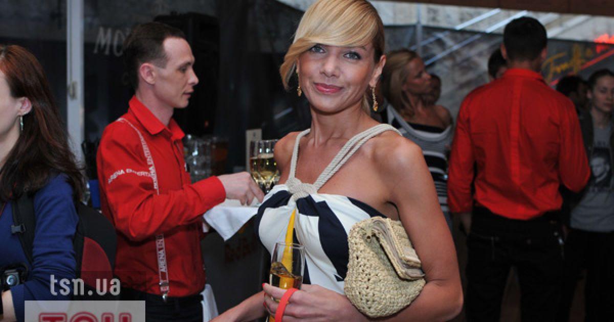 На презентації колекції одягу Альонової було багато гостей @ ТСН.ua