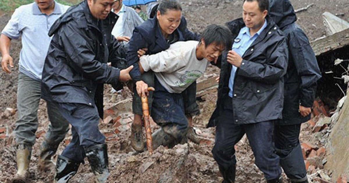 На даний момент точна кількість постраждалих і загиблих поки що не встановлена. @ AFP