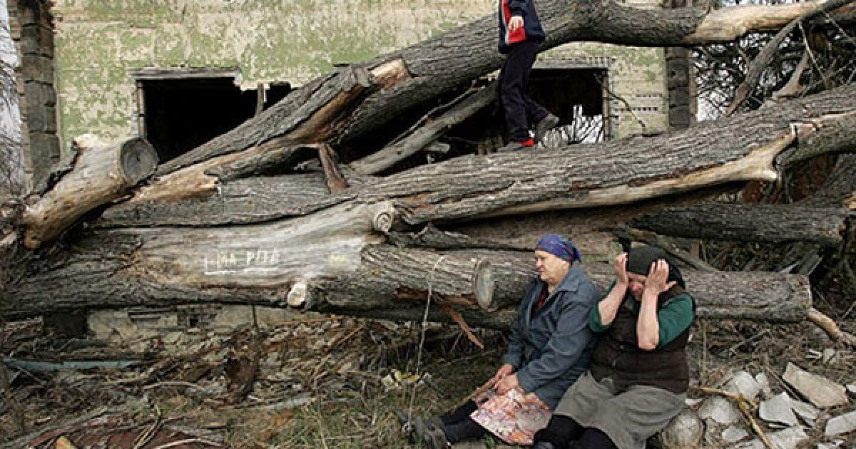 Білорусь, Губаревичі. 30-км зона. @ AFP
